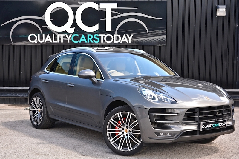 porsche Macan Air Suspension + Sport Chrono + Massive Spec Image 0