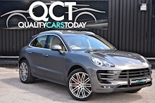 porsche Macan Air Suspension + Sport Chrono + Massive Spec - Thumb 0