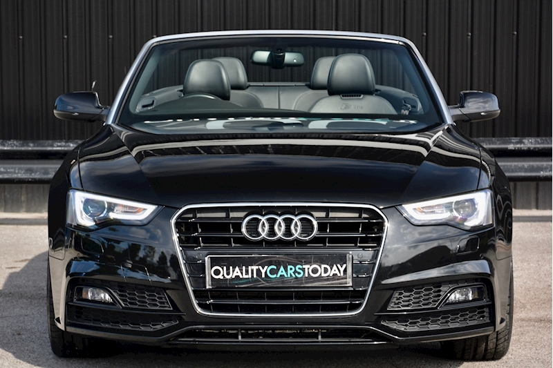 Audi A5 High Spec + Audi Service Plan + Audi Warranty Image 3