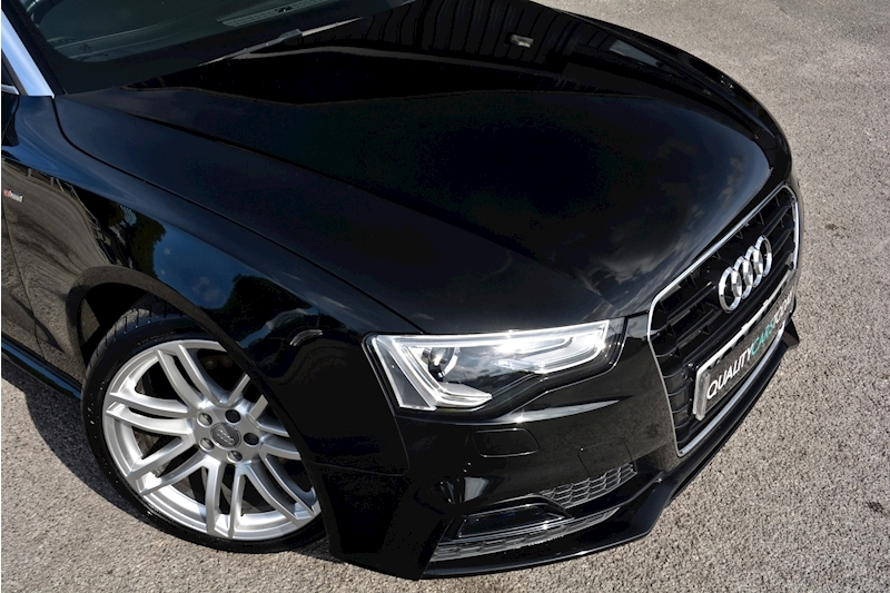 Audi A5 High Spec + Audi Service Plan + Audi Warranty Image 6