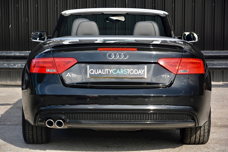 Audi A5 High Spec + Audi Service Plan + Audi Warranty Image 4