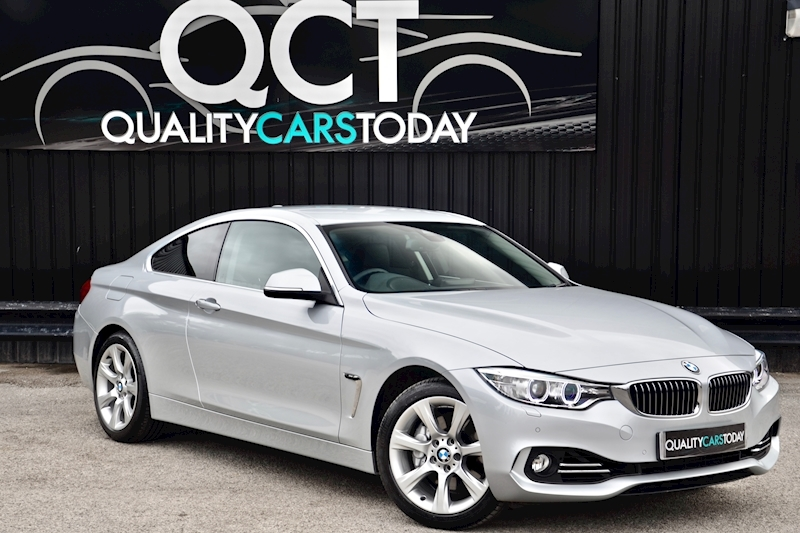 BMW 435d Xdrive Luxury