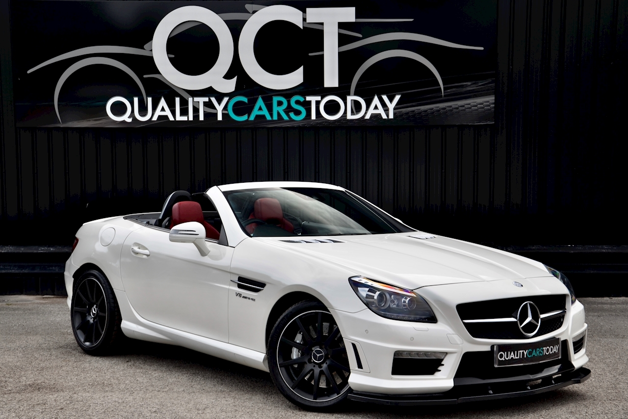 Mercedes-Benz SLK 55 AMG Performance Pack + AMG Drivers Pack + Over £10k Options - Large 0