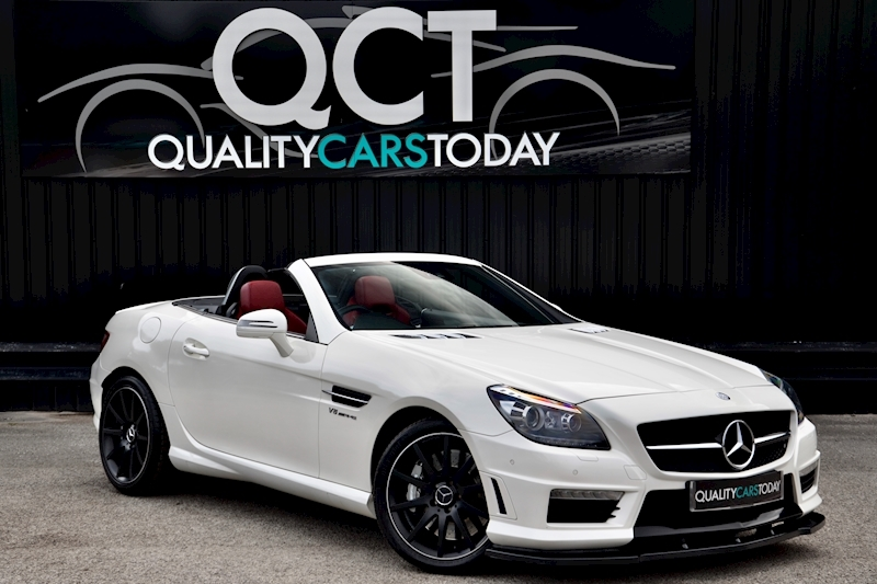 Mercedes-Benz SLK 55 AMG Performance Pack + AMG Drivers Pack + Over £10k Options Image 0