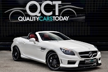 Mercedes-Benz SLK 55 AMG Performance Pack + AMG Drivers Pack + Over £10k Options - Thumb 0