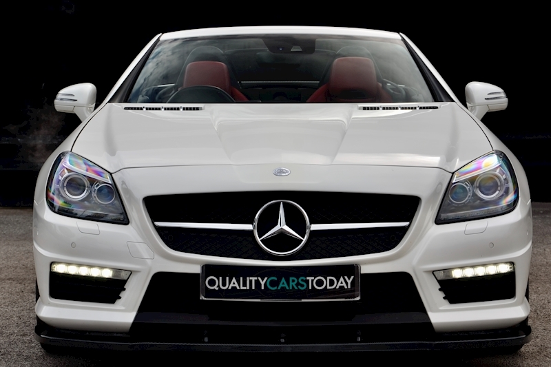 Mercedes-Benz SLK 55 AMG Performance Pack + AMG Drivers Pack + Over £10k Options Image 3