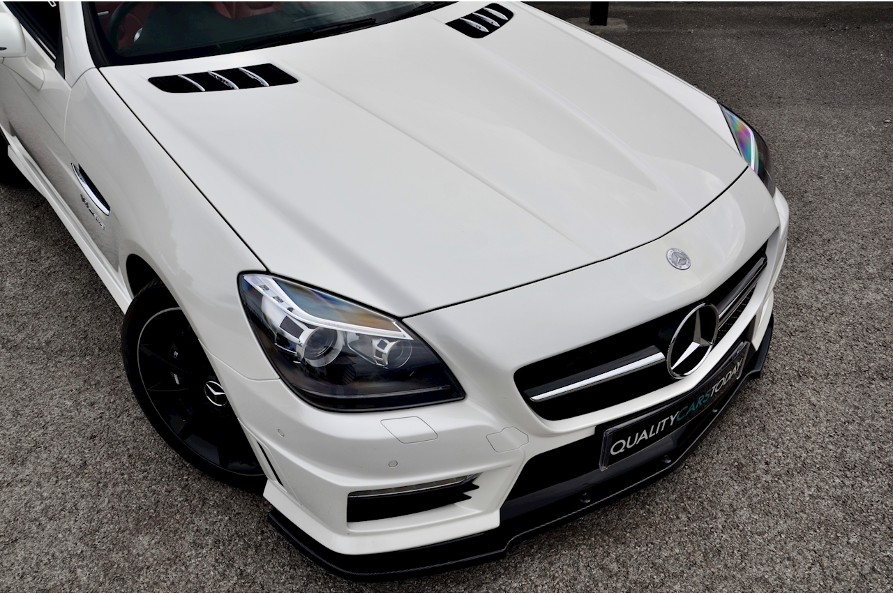 Mercedes-Benz SLK 55 AMG Performance Pack + AMG Drivers Pack + Over £10k Options - Large 5