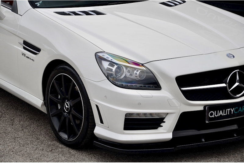 Mercedes-Benz SLK 55 AMG Performance Pack + AMG Drivers Pack + Over £10k Options Image 14