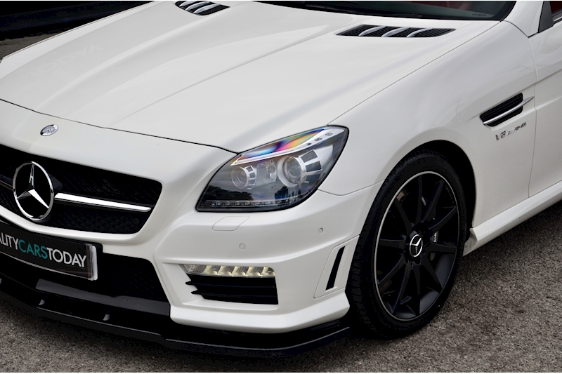 Mercedes-Benz SLK 55 AMG Performance Pack + AMG Drivers Pack + Over £10k Options Image 20