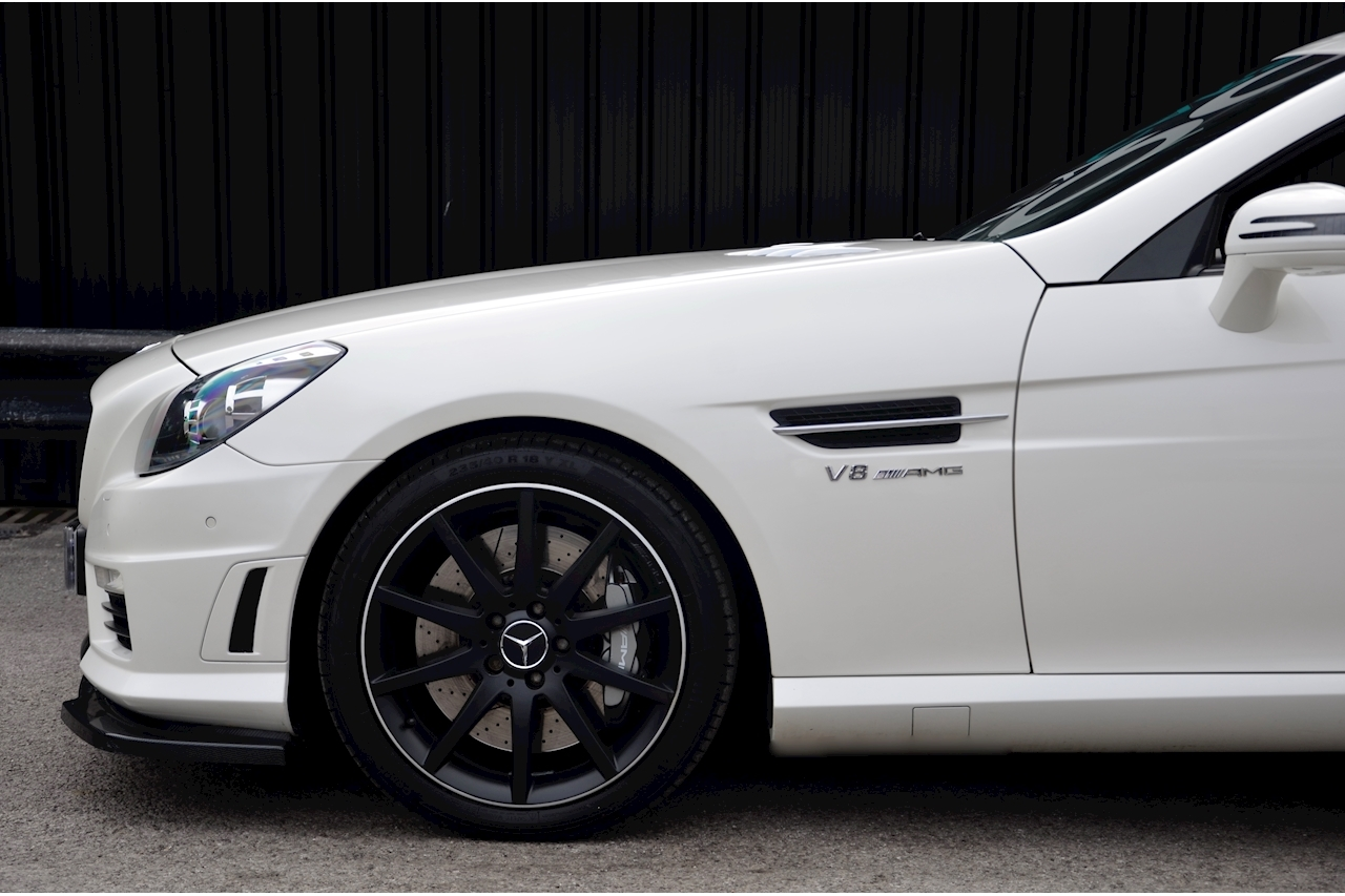 Mercedes-Benz SLK 55 AMG Performance Pack + AMG Drivers Pack + Over £10k Options - Large 21