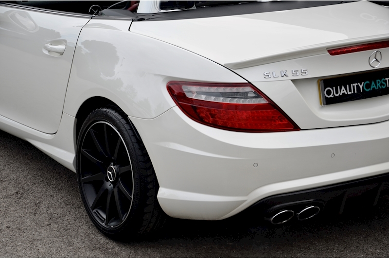 Mercedes-Benz SLK 55 AMG Performance Pack + AMG Drivers Pack + Over £10k Options Image 23