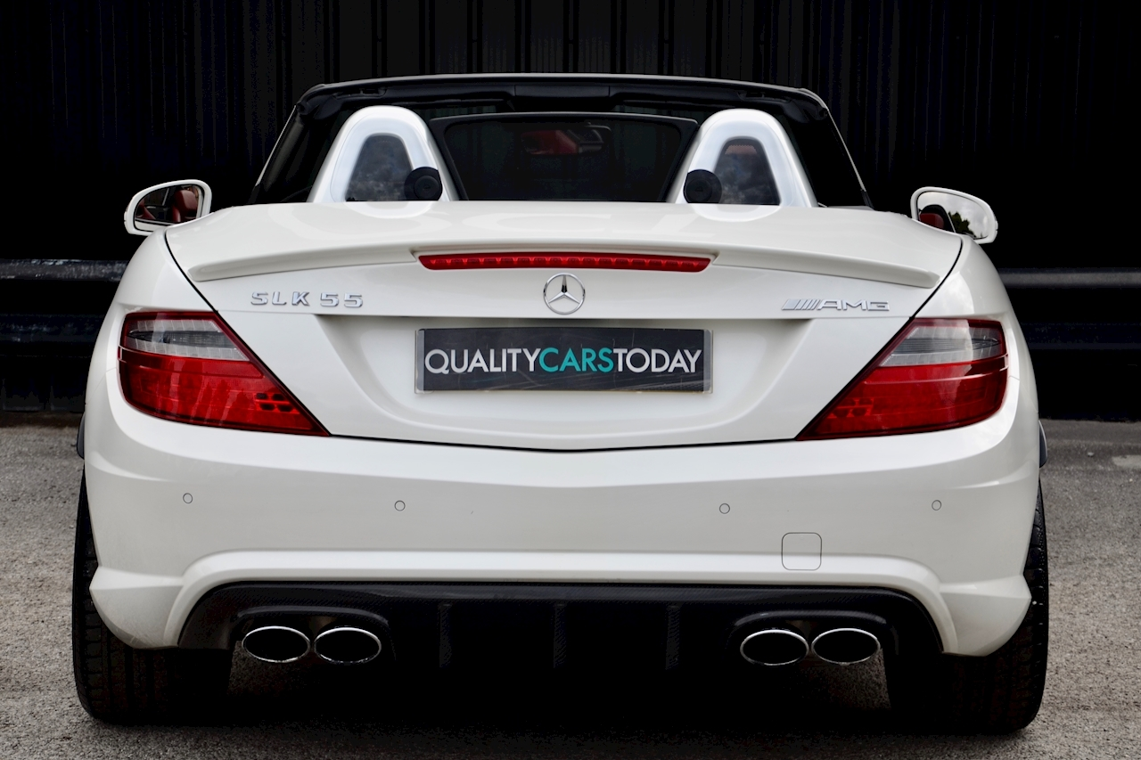 Mercedes-Benz SLK 55 AMG Performance Pack + AMG Drivers Pack + Over £10k Options - Large 4