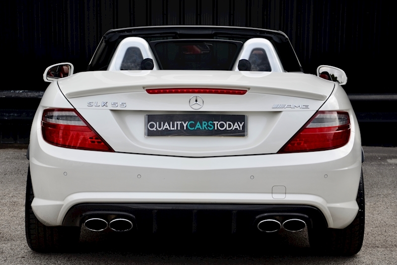 Mercedes-Benz SLK 55 AMG Performance Pack + AMG Drivers Pack + Over £10k Options Image 4