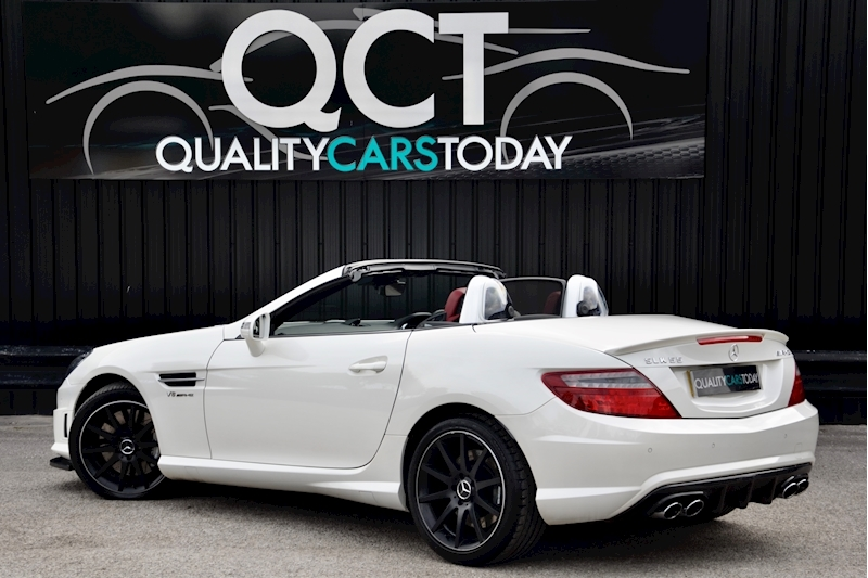 Mercedes-Benz SLK 55 AMG Performance Pack + AMG Drivers Pack + Over £10k Options Image 9