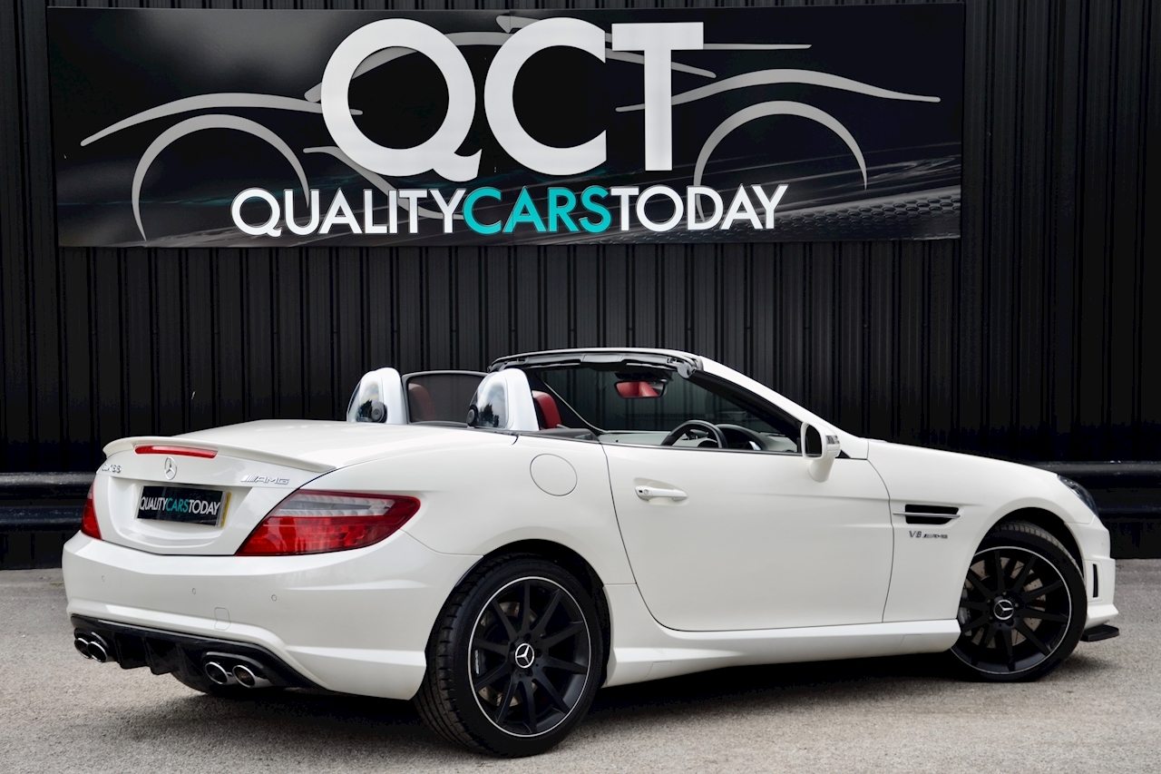 Mercedes-Benz SLK 55 AMG Performance Pack + AMG Drivers Pack + Over £10k Options - Large 10