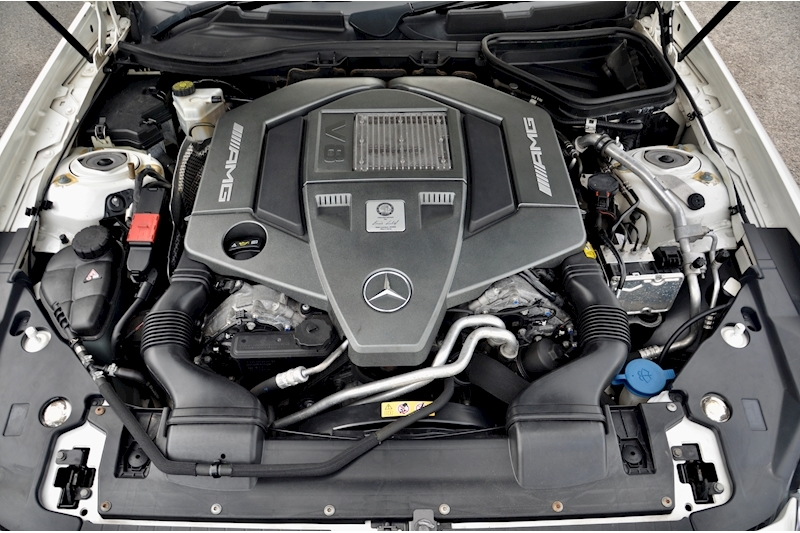 Mercedes-Benz SLK 55 AMG Performance Pack + AMG Drivers Pack + Over £10k Options Image 39