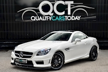 Mercedes-Benz SLK 55 AMG Performance Pack + AMG Drivers Pack + Over £10k Options - Thumb 8