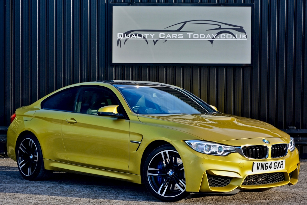 used bmw m4 3 0 dct coupe 1 private owner fmsh high. Black Bedroom Furniture Sets. Home Design Ideas