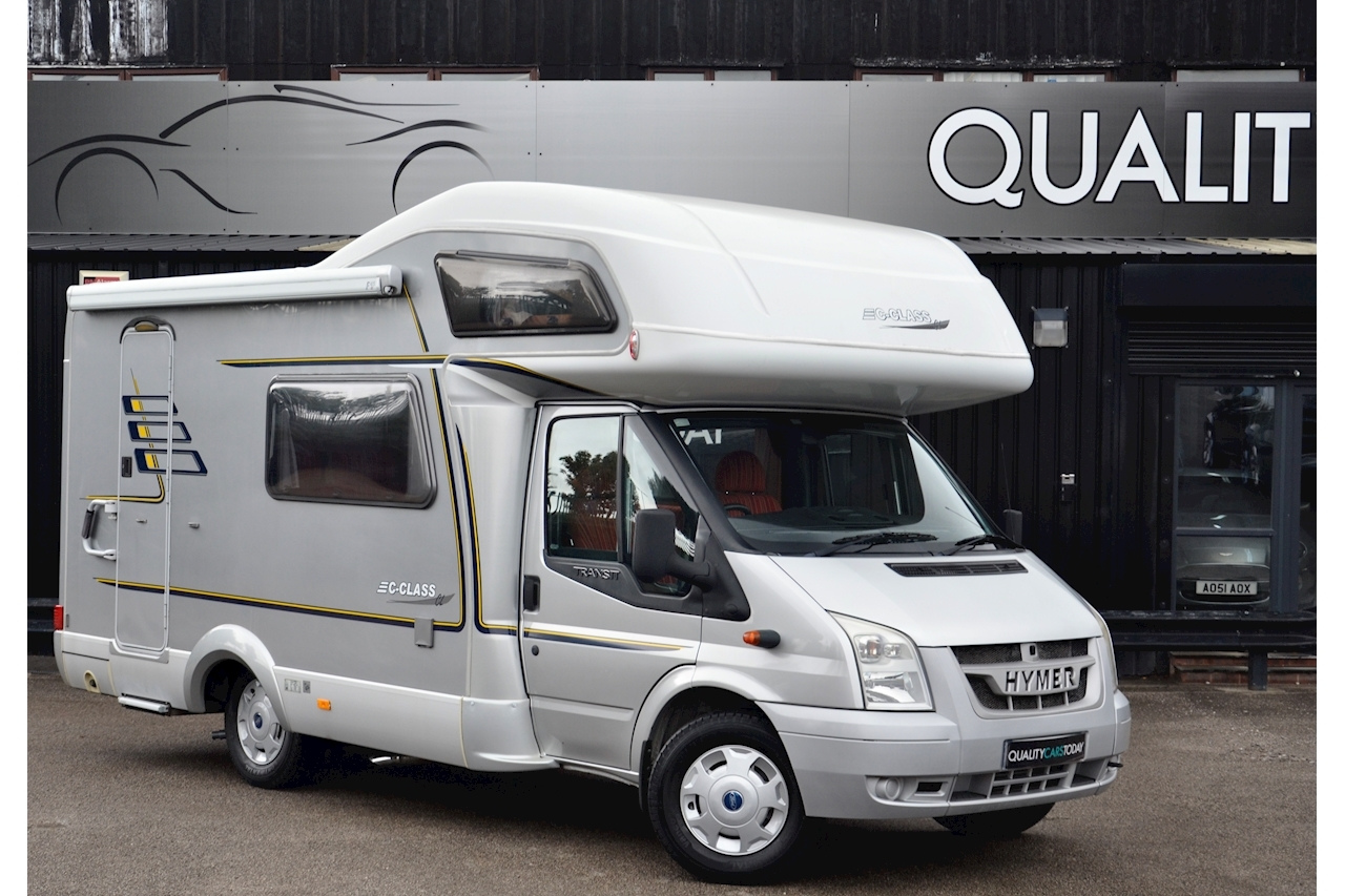 Hymer C542CL Just 20k Miles + High Spec + Exceptional Condition - Large 6