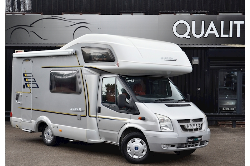 Hymer C542CL Just 20k Miles + High Spec + Exceptional Condition Image 6