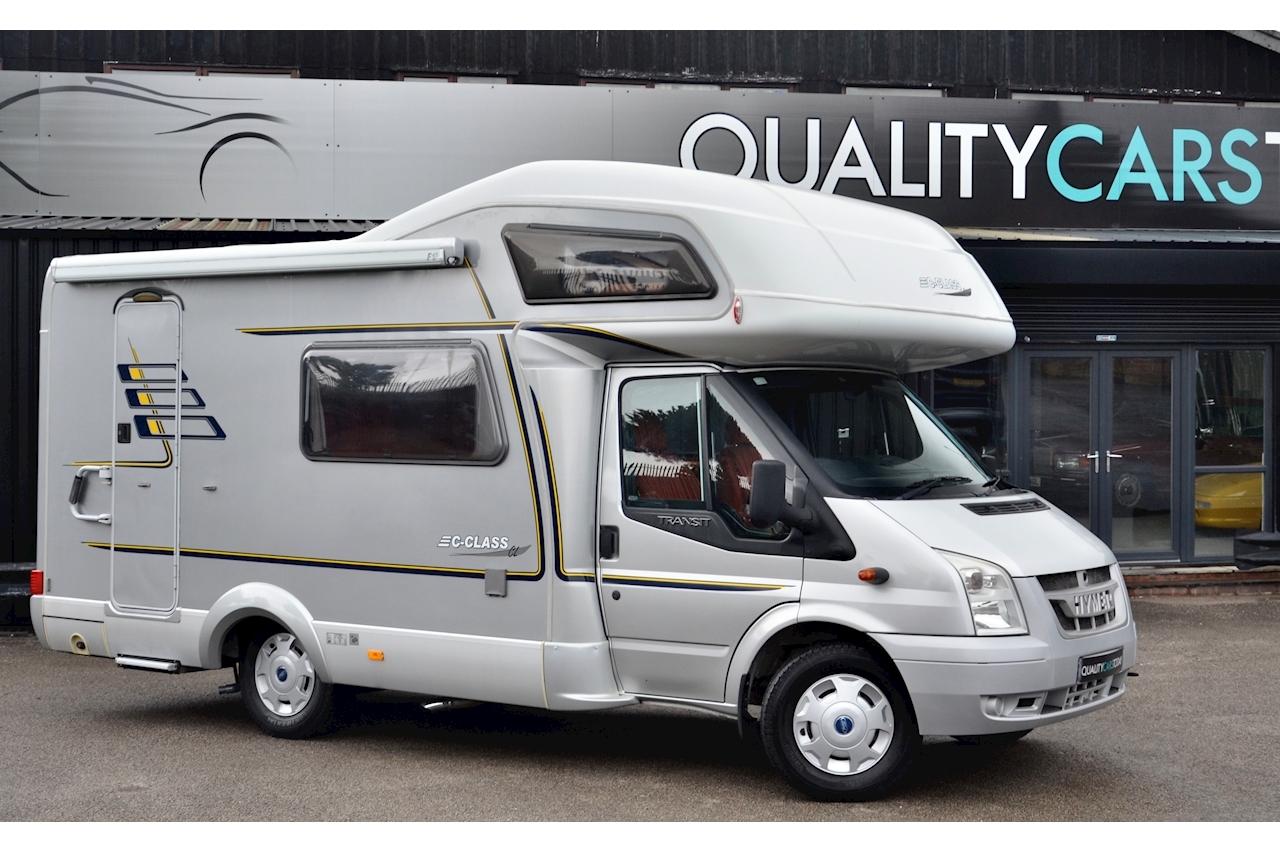 Hymer C542CL Just 20k Miles + High Spec + Exceptional Condition - Large 0