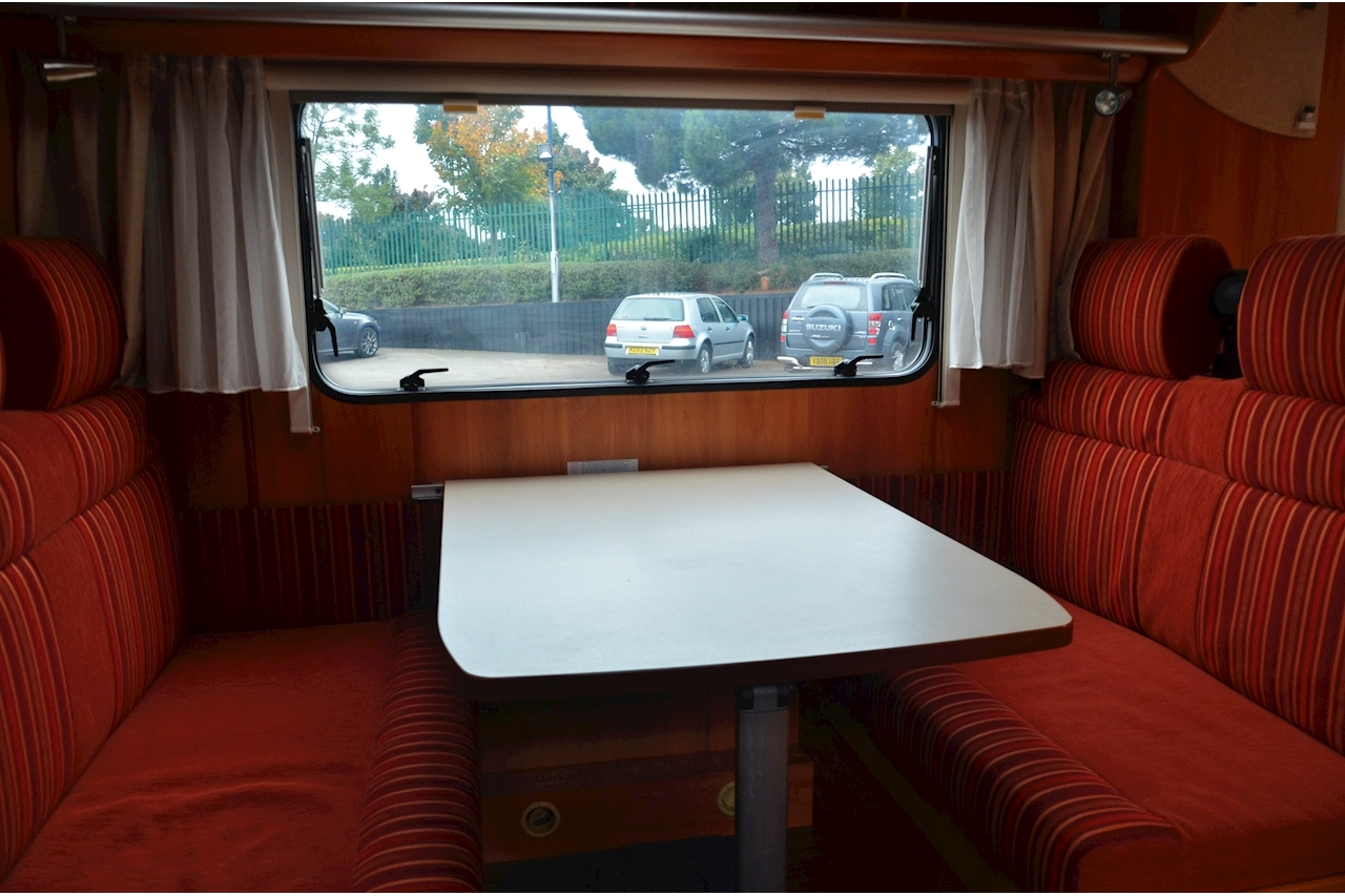 Hymer C542CL Just 20k Miles + High Spec + Exceptional Condition - Large 37
