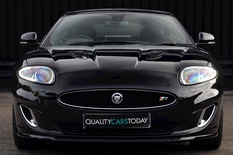 Jaguar XKR 'Facelift' + 1 Former Keeper + Full Jaguar Dealer History Image 3