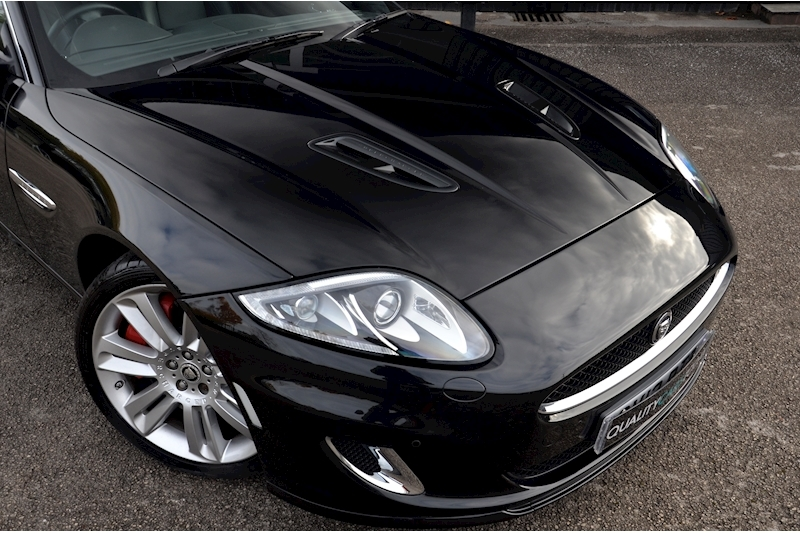 Jaguar XKR 'Facelift' + 1 Former Keeper + Full Jaguar Dealer History Image 7