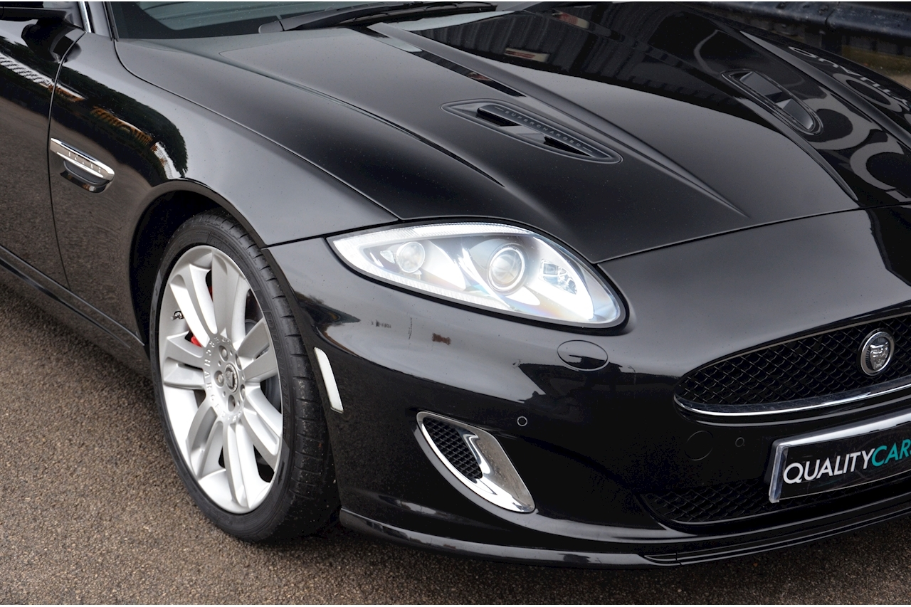 Jaguar XKR 'Facelift' + 1 Former Keeper + Full Jaguar Dealer History - Large 18