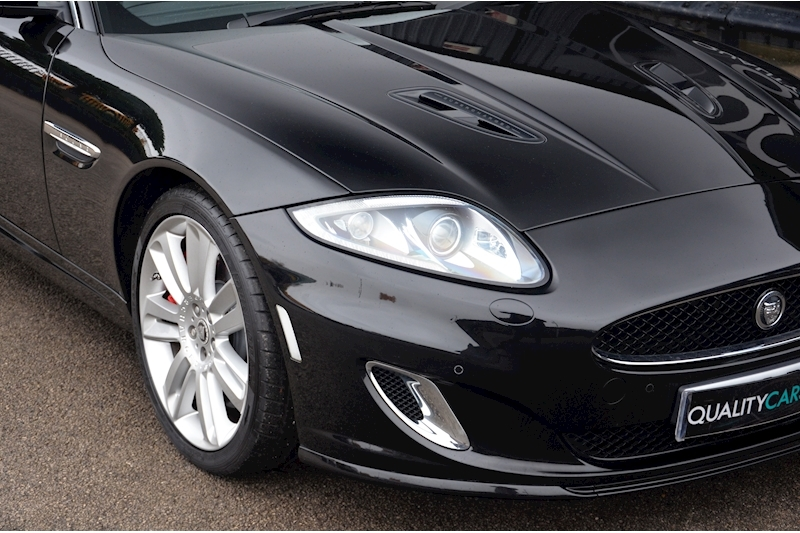 Jaguar XKR 'Facelift' + 1 Former Keeper + Full Jaguar Dealer History Image 18