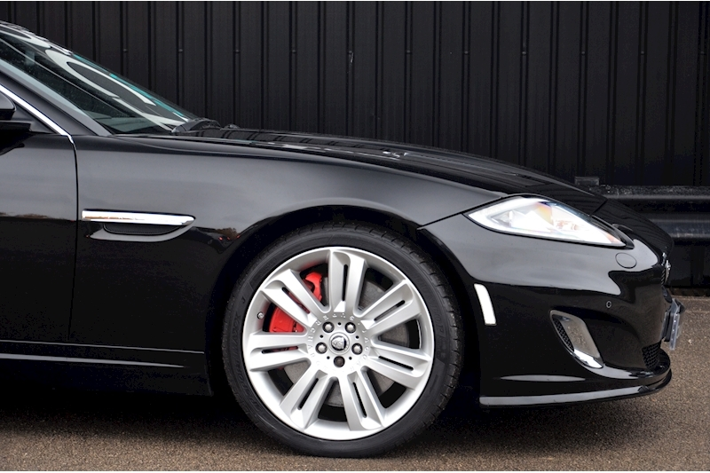 Jaguar XKR 'Facelift' + 1 Former Keeper + Full Jaguar Dealer History Image 17