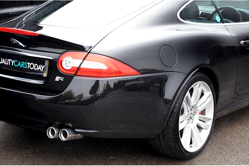 Jaguar XKR 'Facelift' + 1 Former Keeper + Full Jaguar Dealer History Image 15
