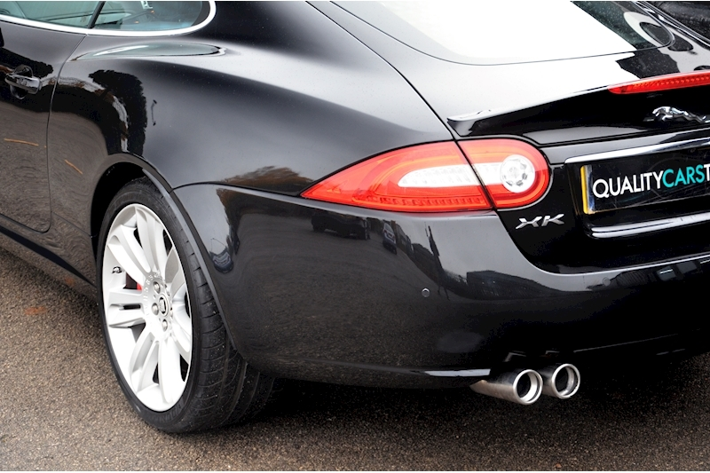 Jaguar XKR 'Facelift' + 1 Former Keeper + Full Jaguar Dealer History Image 22