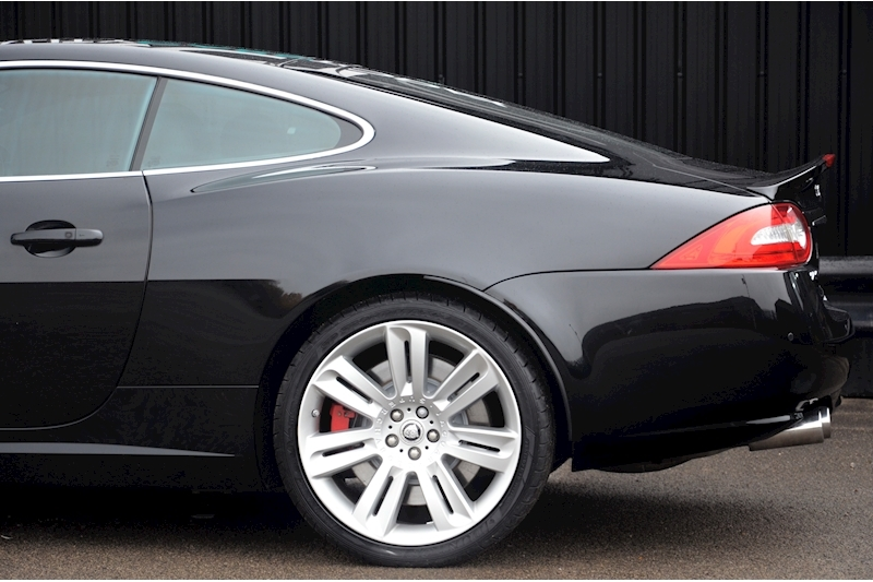 Jaguar XKR 'Facelift' + 1 Former Keeper + Full Jaguar Dealer History Image 21