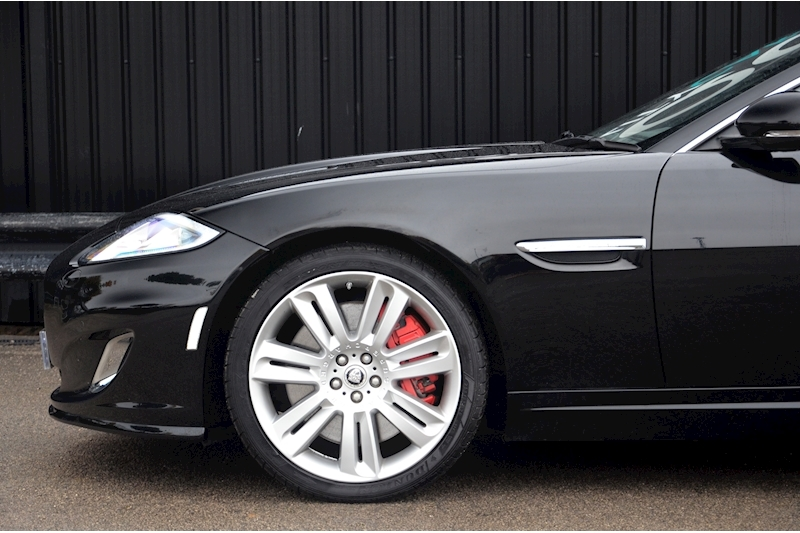 Jaguar XKR 'Facelift' + 1 Former Keeper + Full Jaguar Dealer History Image 20