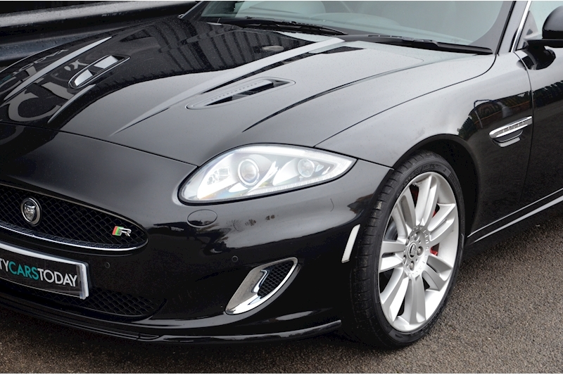Jaguar XKR 'Facelift' + 1 Former Keeper + Full Jaguar Dealer History Image 19