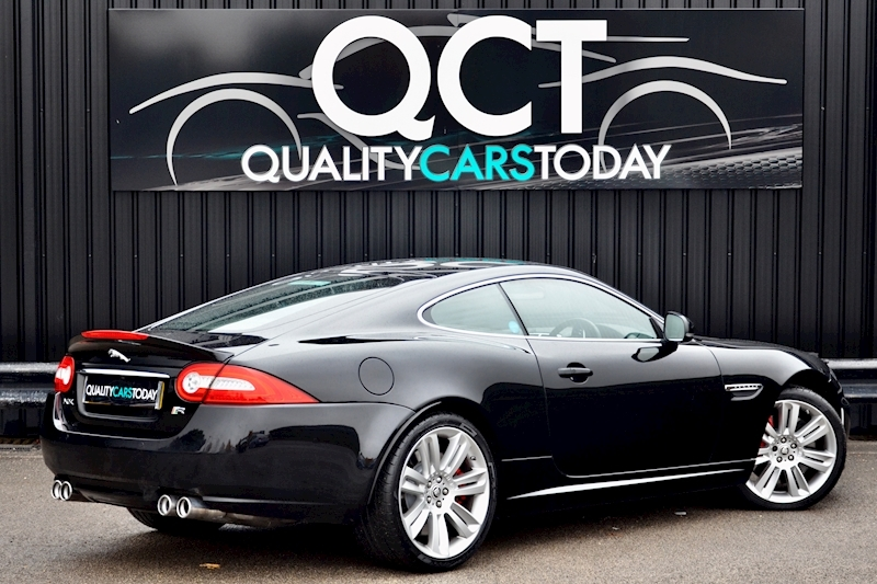 Jaguar XKR 'Facelift' + 1 Former Keeper + Full Jaguar Dealer History Image 12