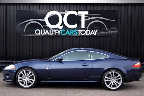 XK 4.2 V8 Coupe XK 4.2 V8 Coupe 4.2 2dr Coupe Automatic Petrol