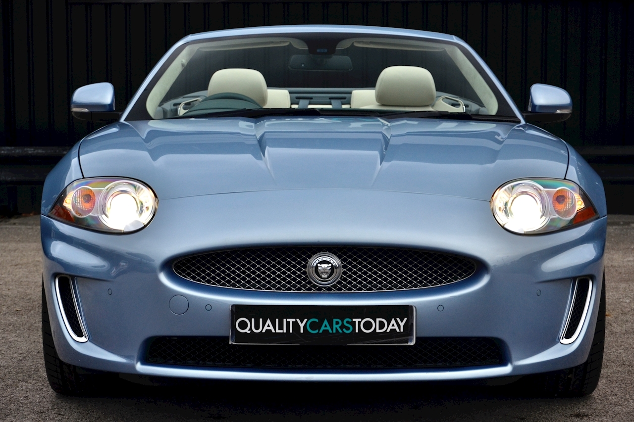 Jaguar XK Portfolio Convertible Just 26k Miles + New Dunlop Tyres + Desirable Spec - Large 4