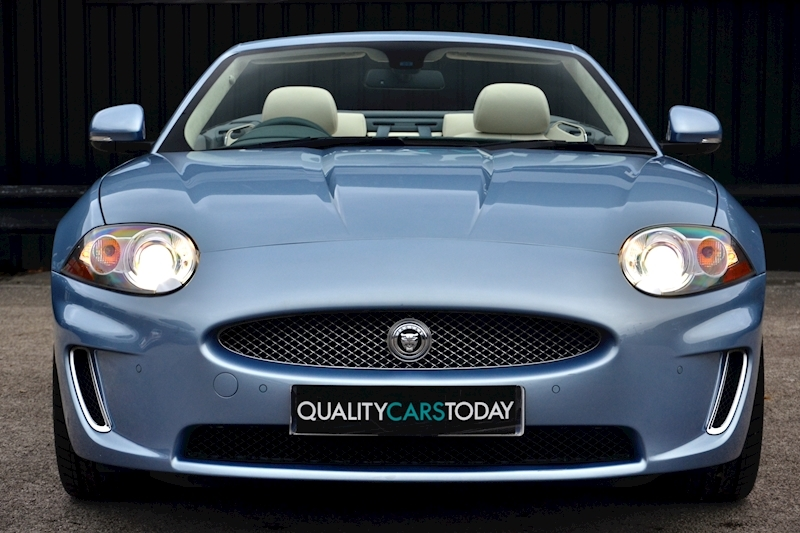 Jaguar XK Portfolio Convertible Just 26k Miles + New Dunlop Tyres + Desirable Spec Image 4