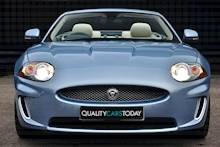 Jaguar XK Portfolio Convertible Just 26k Miles + New Dunlop Tyres + Desirable Spec - Thumb 4