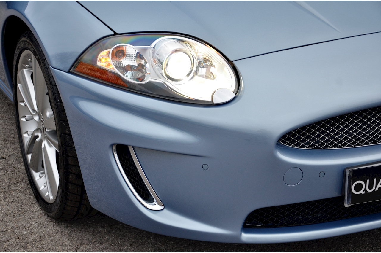 Jaguar XK Portfolio Convertible Just 26k Miles + New Dunlop Tyres + Desirable Spec - Large 10