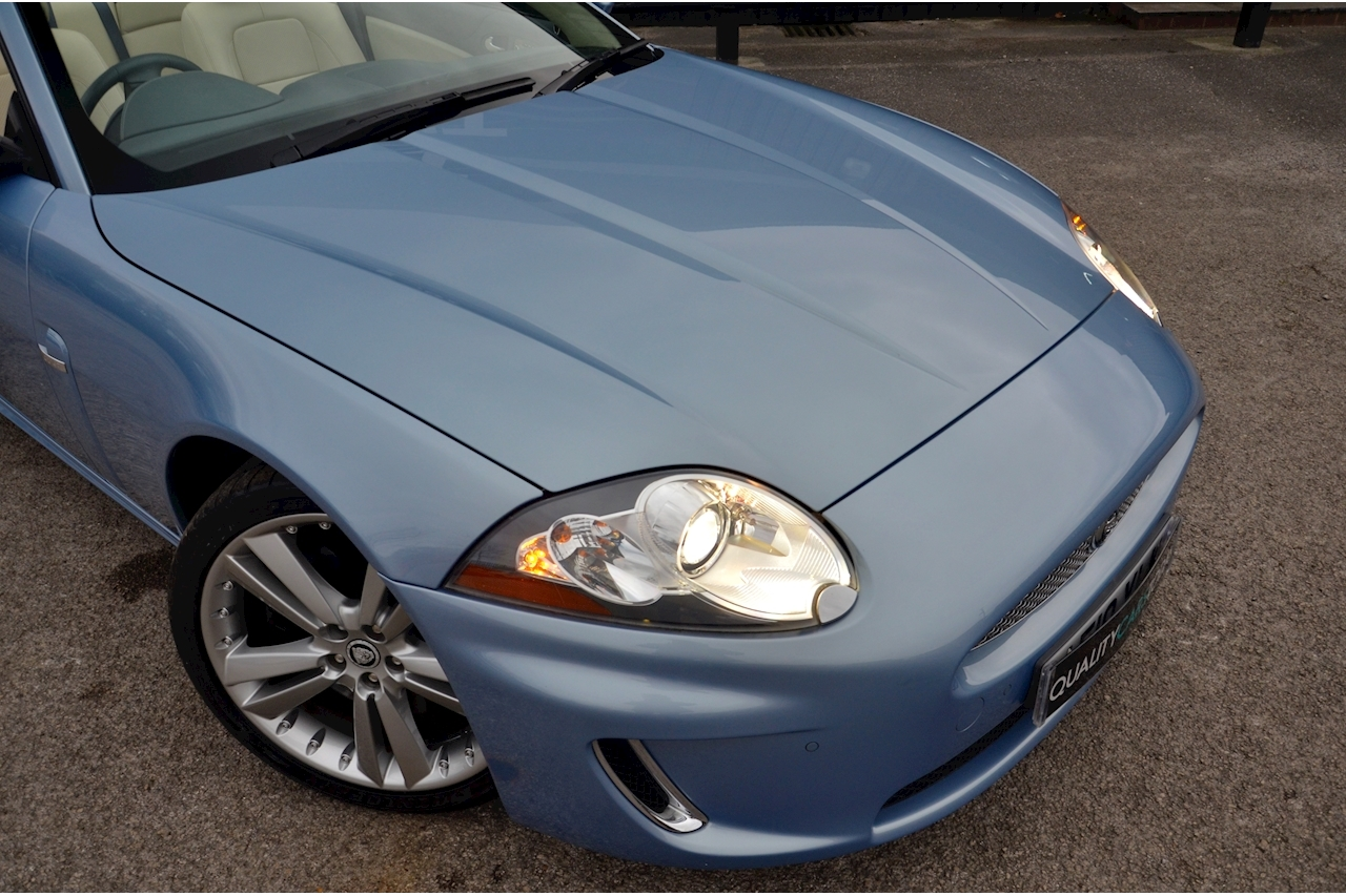 Jaguar XK Portfolio Convertible Just 26k Miles + New Dunlop Tyres + Desirable Spec - Large 9