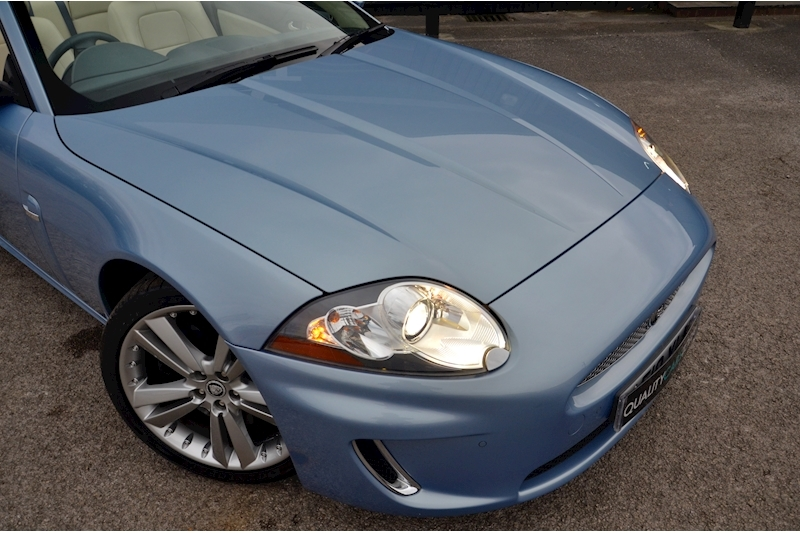 Jaguar XK Portfolio Convertible Just 26k Miles + New Dunlop Tyres + Desirable Spec Image 9