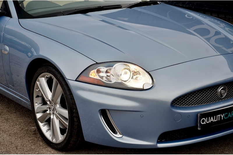 Jaguar XK Portfolio Convertible Just 26k Miles + New Dunlop Tyres + Desirable Spec Image 15