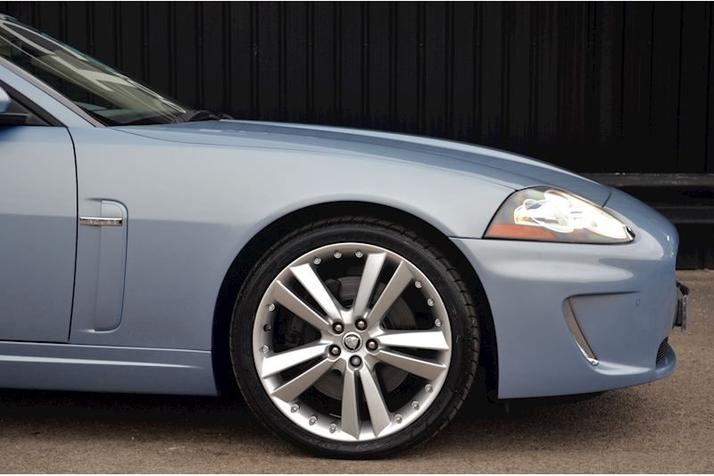 Jaguar XK Portfolio Convertible Just 26k Miles + New Dunlop Tyres + Desirable Spec Image 14