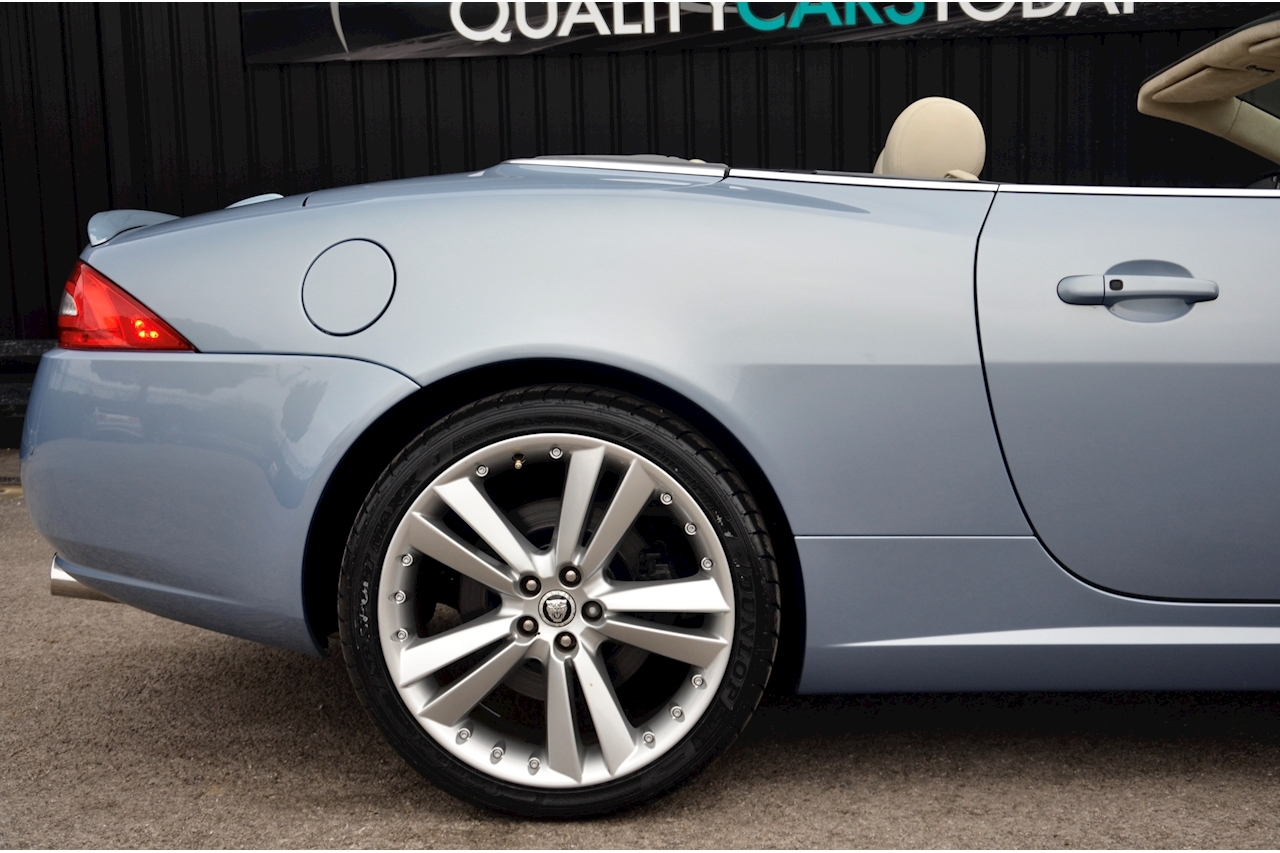 Jaguar XK Portfolio Convertible Just 26k Miles + New Dunlop Tyres + Desirable Spec - Large 13