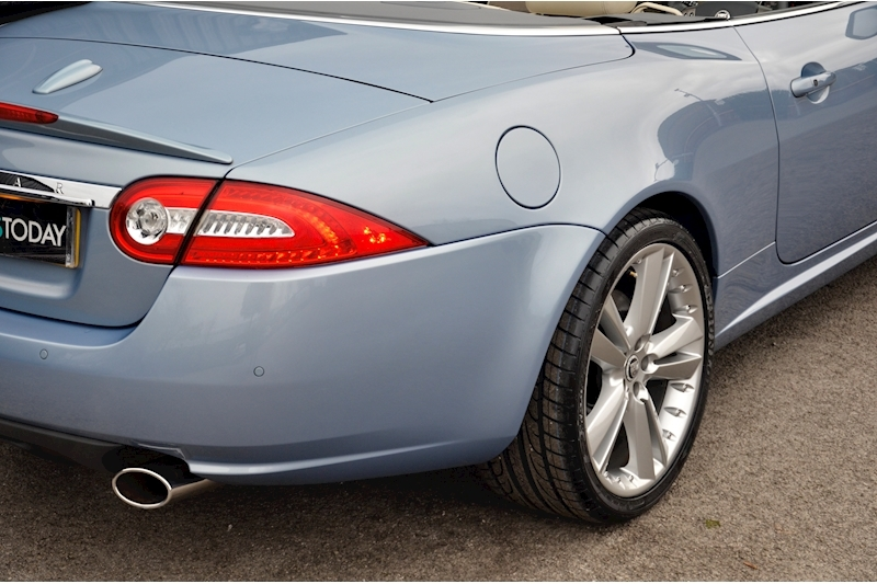 Jaguar XK Portfolio Convertible Just 26k Miles + New Dunlop Tyres + Desirable Spec Image 12