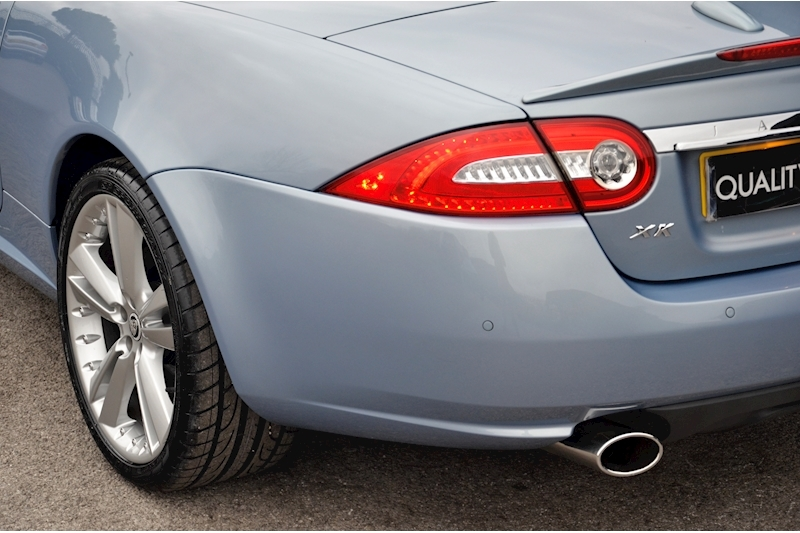 Jaguar XK Portfolio Convertible Just 26k Miles + New Dunlop Tyres + Desirable Spec Image 18