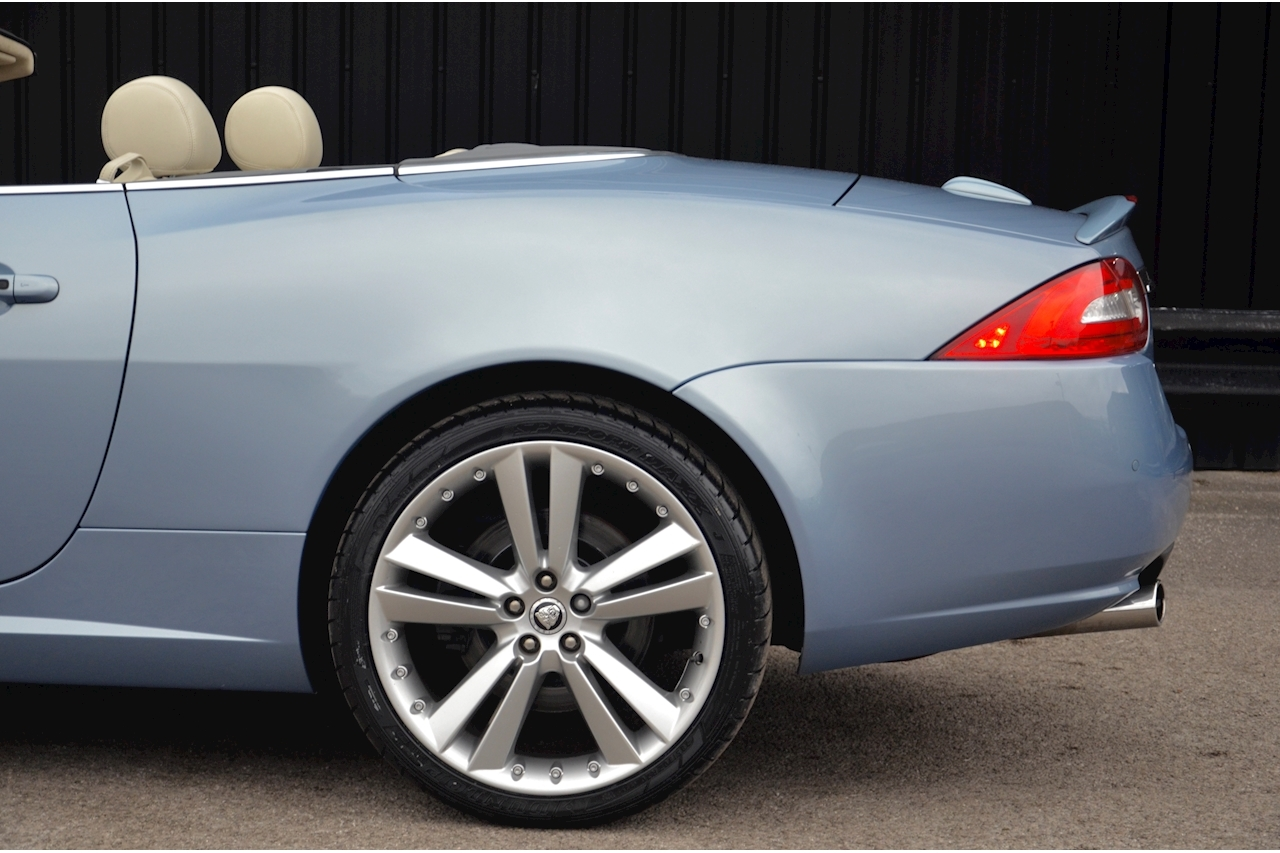 Jaguar XK Portfolio Convertible Just 26k Miles + New Dunlop Tyres + Desirable Spec - Large 17